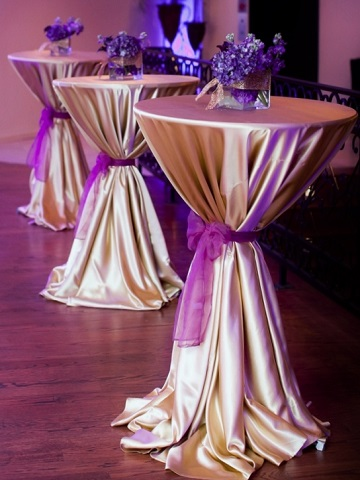 Gold Poly Satin Ps Event Rentals