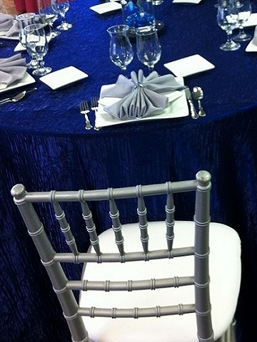 Royal Blue Crush Ps Event Rentals