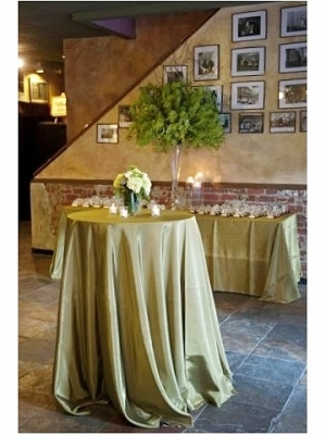 Soft Sage Pintuck Ps Event Rentals