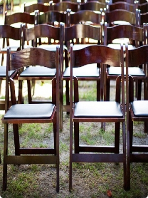 White Folding Chair PS Event Rentals