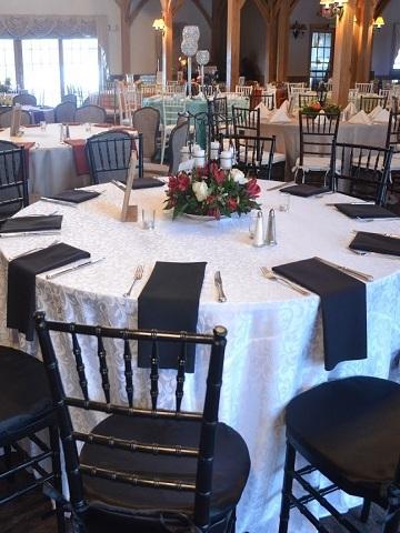 White Somerset Ps Event Rentals