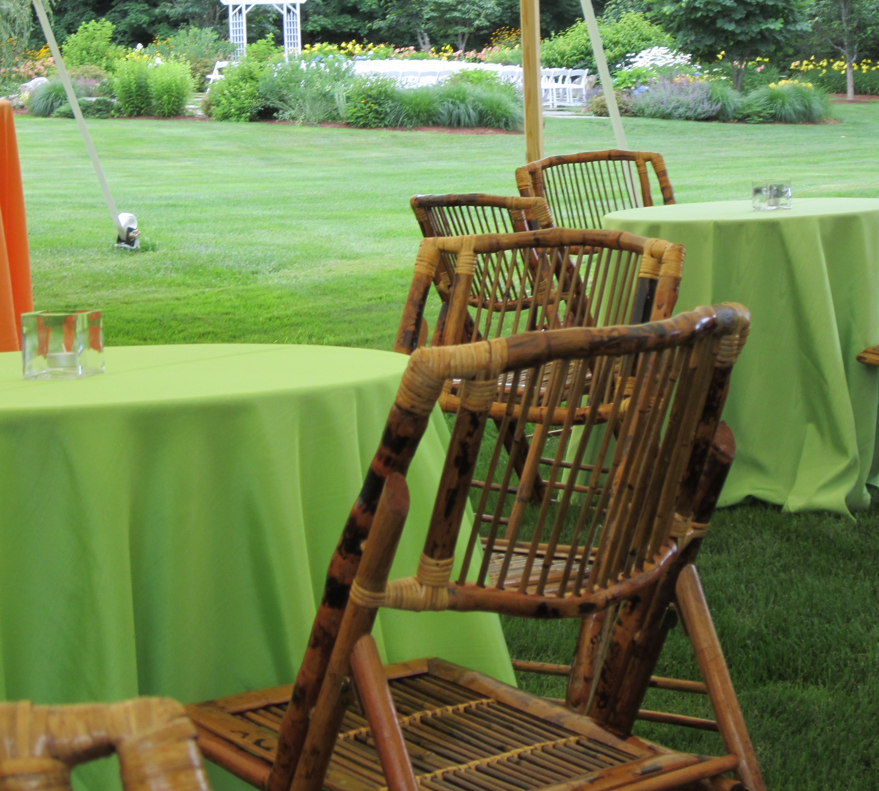 pair rattan chairs a bamboo asia product calif chair chairish and