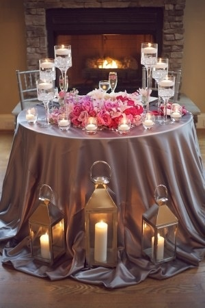 Silver Poly Satin Ps Event Rentals