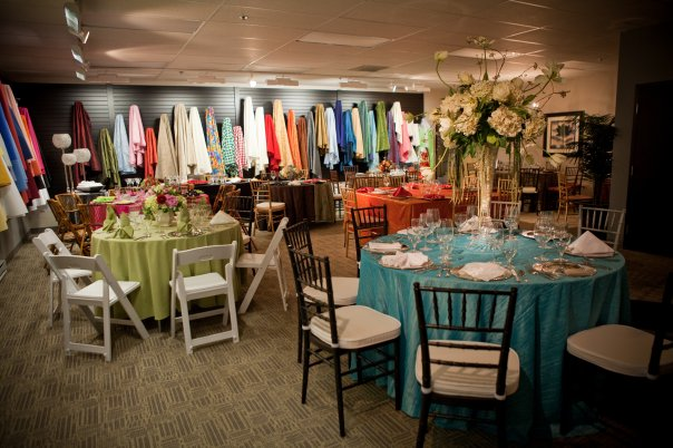 Choosing Wedding Linens