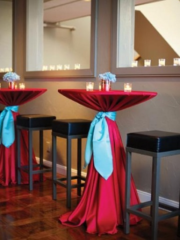 cocktail tables for events 2