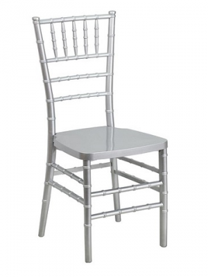 Silver Chiavair Chair