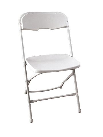White Folding Chair  sc 1 st  PS Event Rentals & White Folding Chair u2013 PS Event Rentals