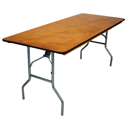 Superior Home/Tables/Rectangle Tables/Rectangle 8u2032 Banquet Table. ; 