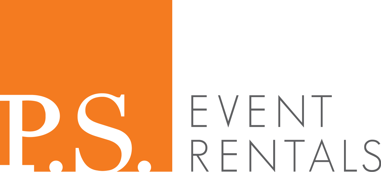 PS Event Rentals Logo
